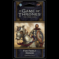 A Game of Thrones: The Card Game Second Edition — For Family Honor