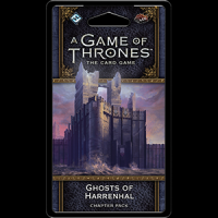 A Game of Thrones: The Card Game Second Edition — Ghosts of Harrenhal