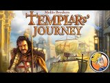 Templars' Journey — game overview at Spielwarenmesse 2017