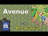 Обзор игры от Zee Garcia /The Dice Tower/