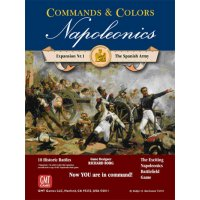 Commands & Colors: Napoleonics Expansion #1: The Spanish Army