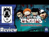 City of Zombies Review - with Tom Vasel