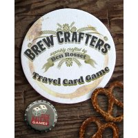 Brew Crafters. The Travel Card Game