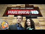 Warehouse 13 — Gen Con 2016