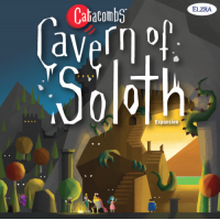 Catacombs: Third Edition - Cavern of Soloth
