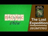 The Lost Expedition - геймплей