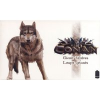 Conan: Giant Wolves