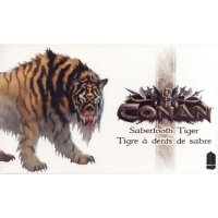 Conan: Sabertooth Tiger