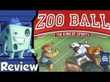 Zoo Ball Review - with Tom Vasel