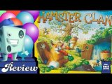 Hamster Clan Review - with Tom Vasel