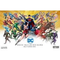 DC Deck-Building Game: Multiverse Box