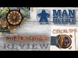 Professor Evil and The Citadel of Time Review by Man Vs Meeple