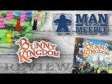 Bunny Kingdom Review by Man Vs Meeple