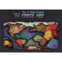 Cthulhu Wars: 6-8 player Earth Map