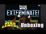 Doctor Who: Exterminate! unboxing - Nerd Gamers