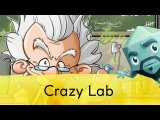 Crazy Lab Review - with Zee Garcia