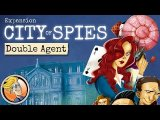 City of Spies: Double Agent — game preview at Gen Con 50