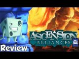 Ascension: Alliances Review - with Tom Vasel