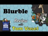 Dice Tower Reviews: Blurble