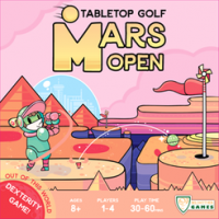 Mars Open: Tabletop Golf
