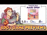 Edo's Tabletop Golf: Mars Open Review (KS Preview)