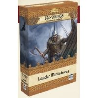 878 Vikings - Invasions of England: Leader Miniatures