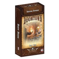 Doomtown: Reloaded - Dirty Deeds Saddlebag Expansion