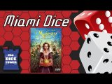 Miami Dice - Majesty: For the Realm /The Dice Tower/