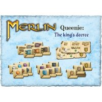 Merlin: Queenie 2 – The King's Decree
