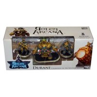 Golem Arcana: Durani - Champions of the Western Wind