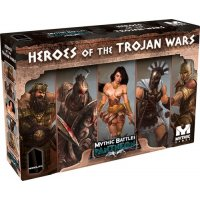 Mythic Battles: Pantheon – Heroes of the Trojan Wars