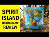 Spirit Island Board Game Review & Runthrough