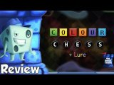 Colour Chess + Lure Review - with Tom Vasel