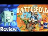 Battlefold Review - with Tom Vasel