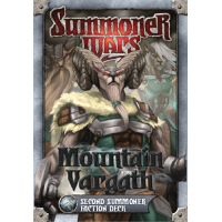 Summoner Wars: Mountain Vargath Second Summoner