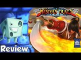The Masters' Trials: Wrath of Magmaroth Review - with Tom Vasel