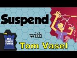 Dice Tower Reviews: Suspend