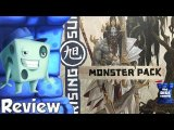Rising Sun: Monster Pack Review - with Tom Vasel