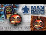 Gruff: Rage of the Trolls Preview by Man Vs Meeple