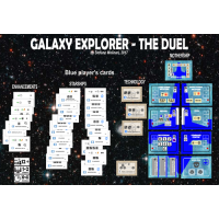 Galaxy explorer - The duel