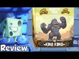 King of Tokyo/King of New York Monster Pack: King Kong Review - with Tom Vasel