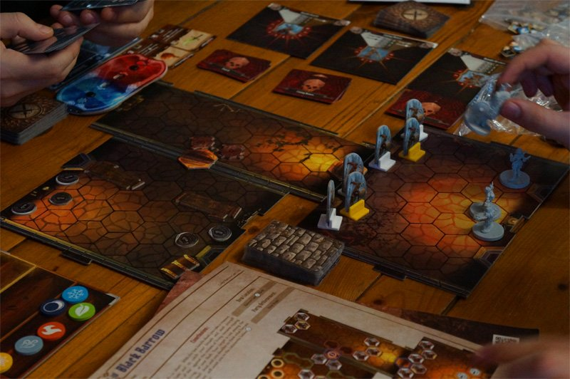Gloomhaven the best game ever!