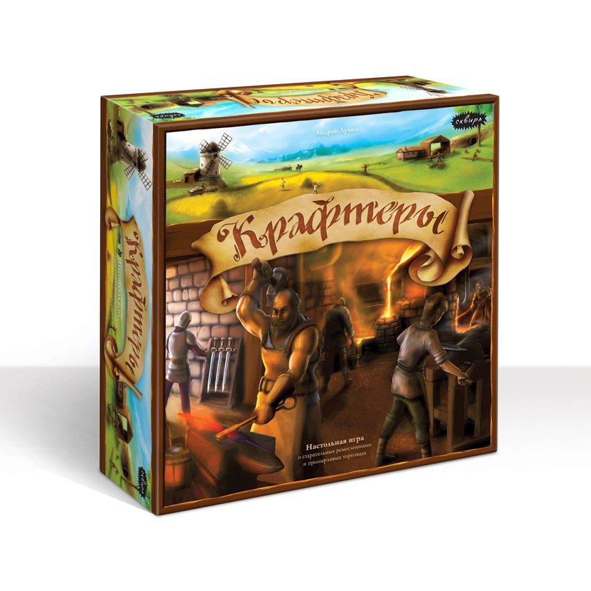 Коробка игры