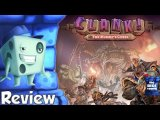 Clank!: The Mummy's Curse Review - with Tom Vasel