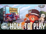 How to play: Bearly Working