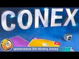 CONEX — game preview at Spielwarenmesse 2018