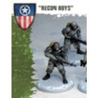 Dust Tactics: Recon Boys Expansion