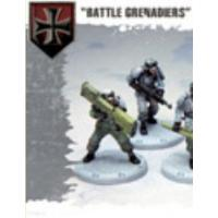 Dust Tactics: Battle Grenadiers Expansion