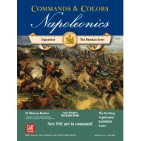 Commands & Colors: Napoleonics Expansion №2: The Russian Army