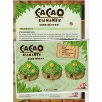 Cacao: Diamante – New Huts